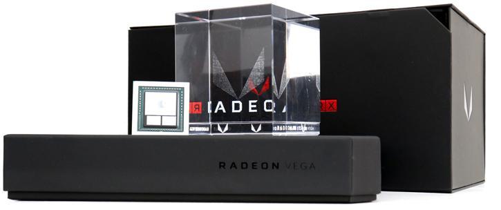 Reviewers Complete RX Vega Radeon GPU Package.