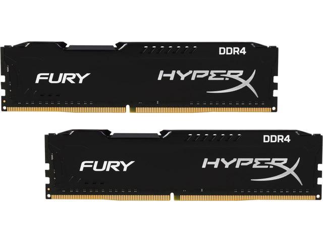 HyperX FURY 8GB 240-Pin DDR3 SDRAM DDR3 1600 (PC3 12800)