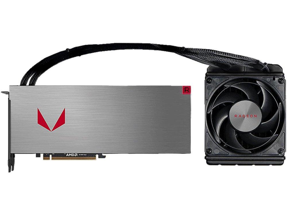 AMD RX RADEON VEGA 64 MODEL.