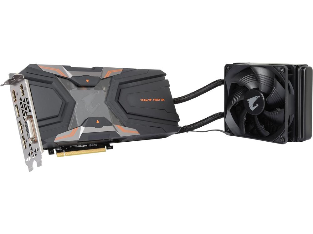 GIGABYTE AORUS Xtreme GeForce GTX 1080 Ti Waterforce