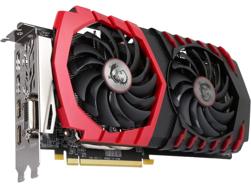 MSI Radeon RX 470 DirectX 12 -
