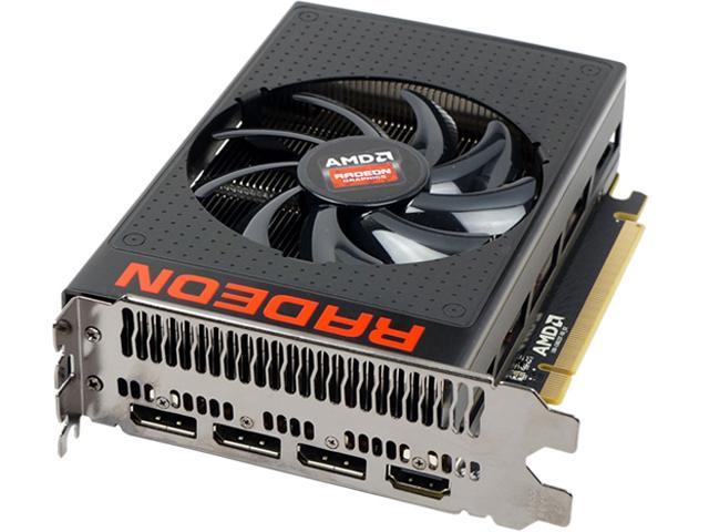 SAPPHIRE Radeon R9 Nano 4GB 4096-Bit HBM  -