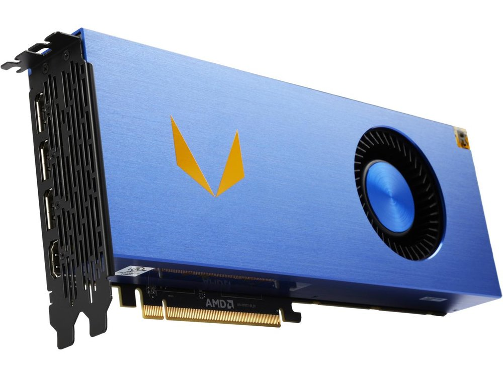 AMD Radeon Vega Frontier Edition -