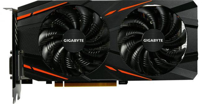 RX 580 de Gigabyte