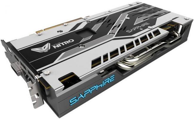 RX 580 de Sapphire