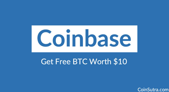 Get $10 free of BTC w/ $100 Purchase!