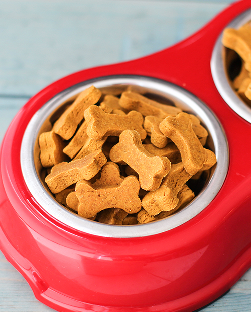 Peanut Butter Pumpkin Bones - Desserts With Benefits