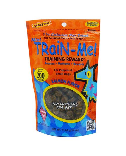 Crazy Dog Training Treats - 1.5 calories / treat