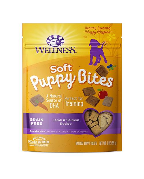 Wellness Soft Puppy Bites - 4 calories / treat