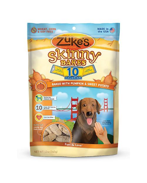 Zuke's Skinny Bakes - 10 calories / treat