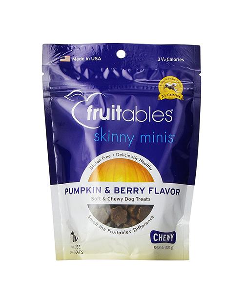 Fruitables Skinny Minis - 3.5 calories / treat