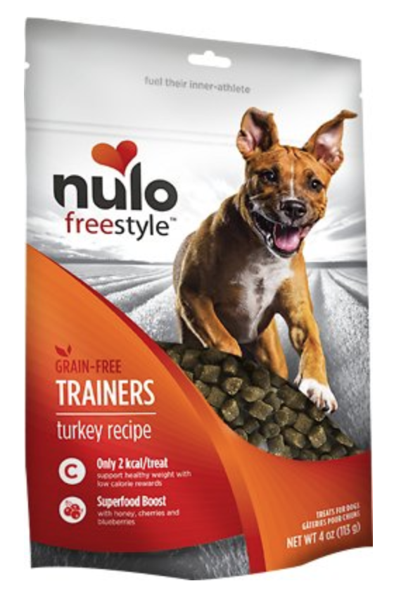 Nulo Freestyle Trainers - 2 calories / treat