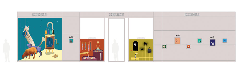 Museum-in-Shop Concept