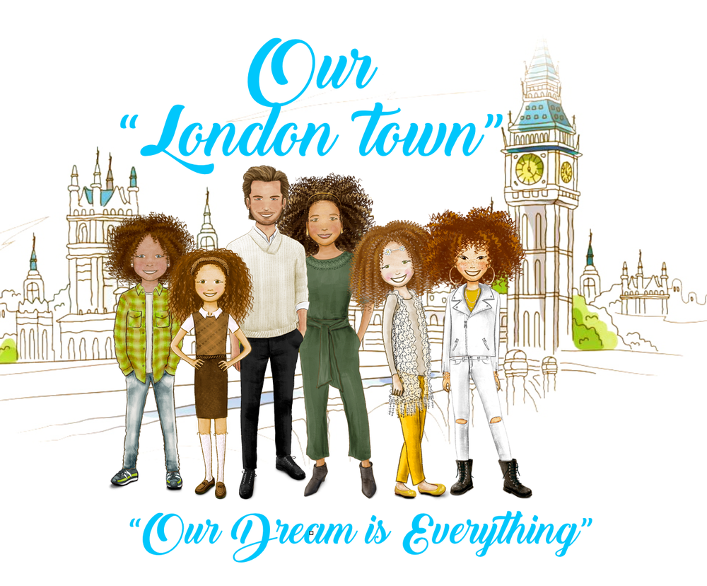OUR DREAM IS EVERYTHING- WE ARE A FAMILY-