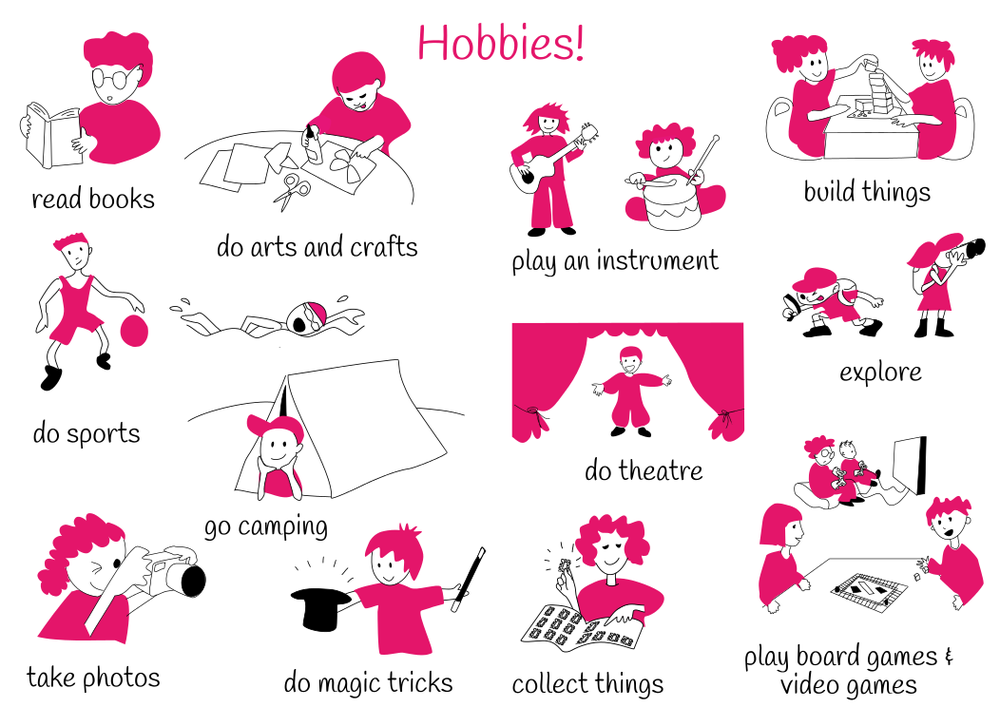 Theme 1: Hobbies