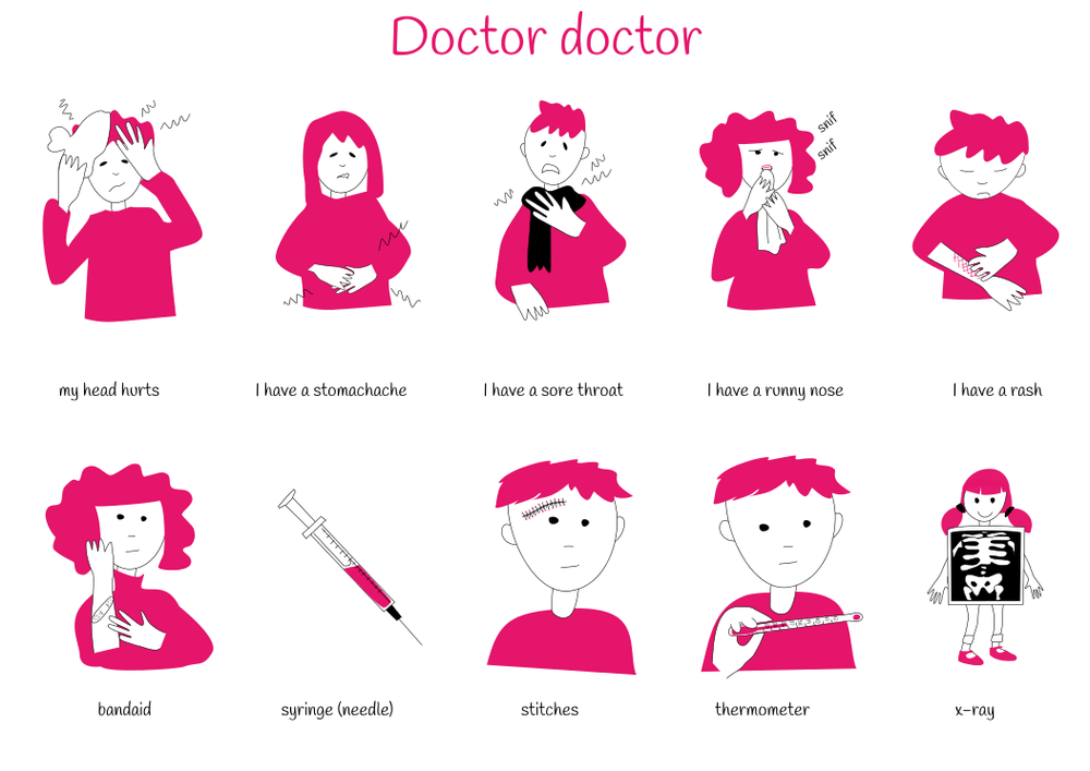 Theme 3: Doctor, doctor