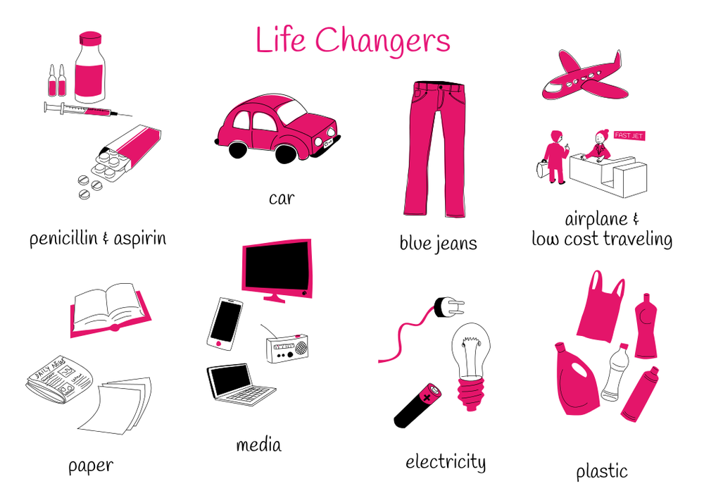 Theme 6: Life Changers