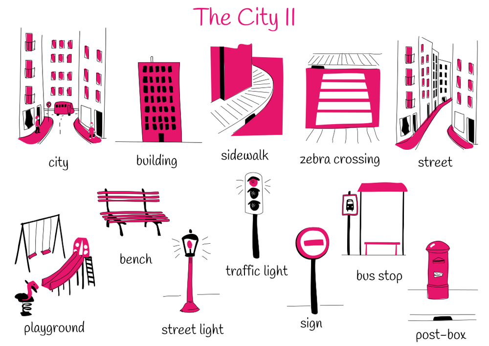 Theme 8: The City II.