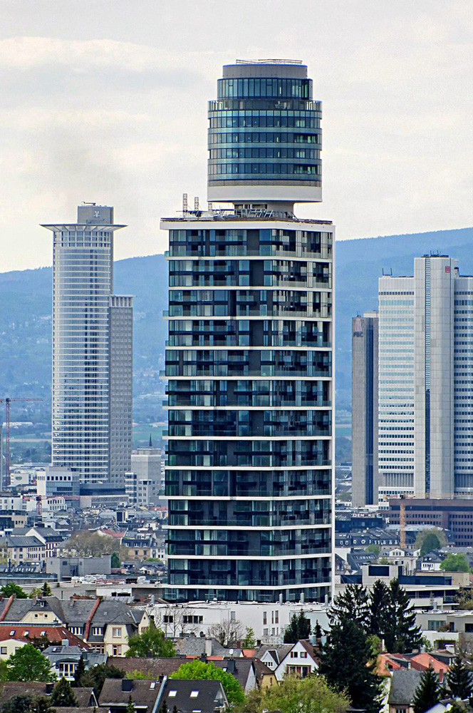 Henningerturm,Frankfurt a./M