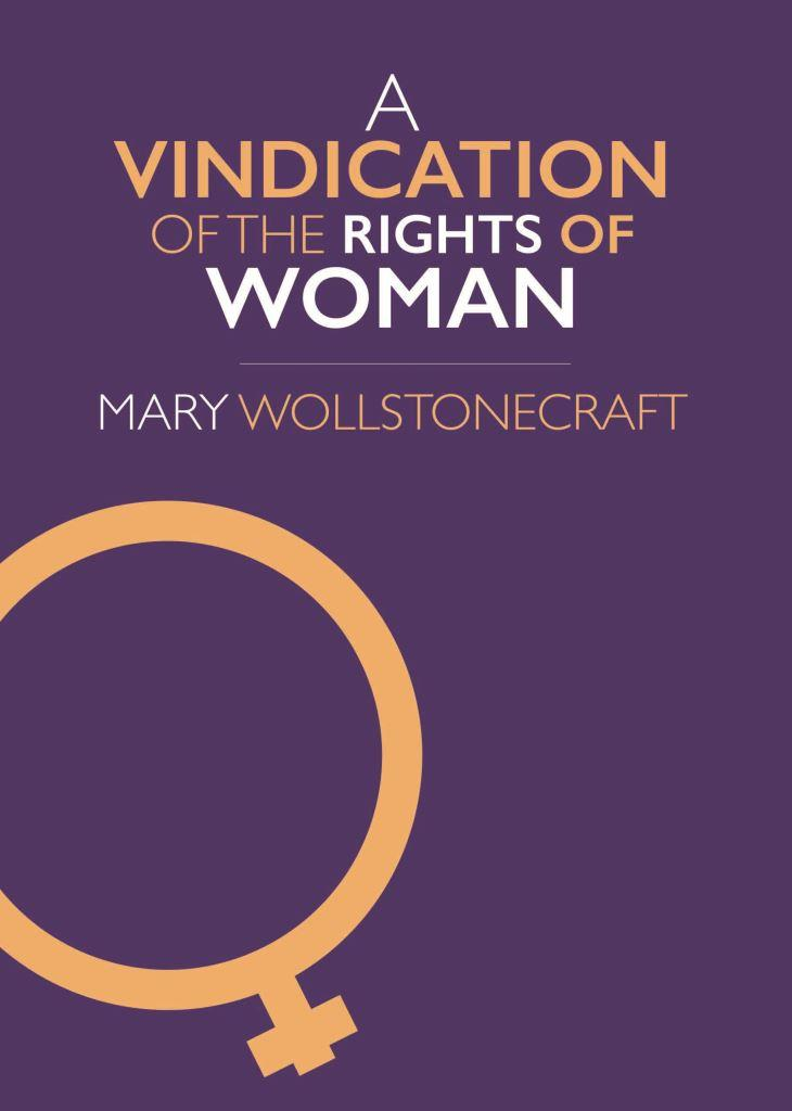A Vindication of the Rights of Woman - Mary WollstonecraftWollstonecraft's landmark text may often be forgotten amidst the heroic actions of the suffragettes over 100 years later, but the effect it had can not be underestimated. At a time when women were far from equals, Wollstonecraft helped to make the intellectual case for equality that underpinned eventual social change. Today - like in the works of many classics - Wollstonecraft's ideas may not appear particularly groundbreaking, but at the time they were radical. She was not alone in making the claim for women's rights, at a time when women were deemed as property, but she did provide us one of the finest examples of moral bravery through literature. It was these kinds of ideas that provided a platform for real social change.