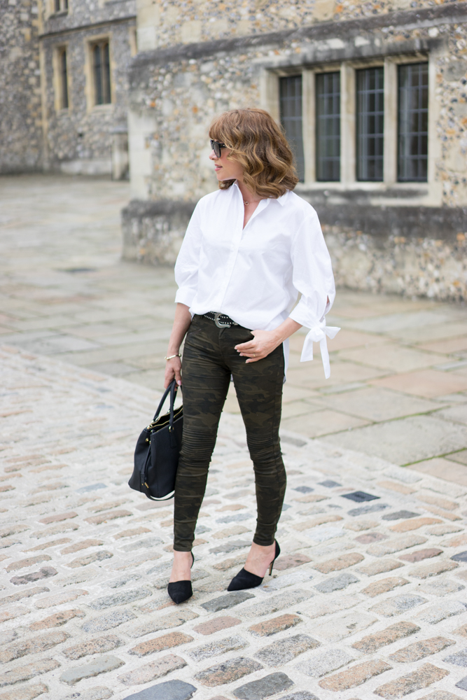 How To Style The Oversized Shirt