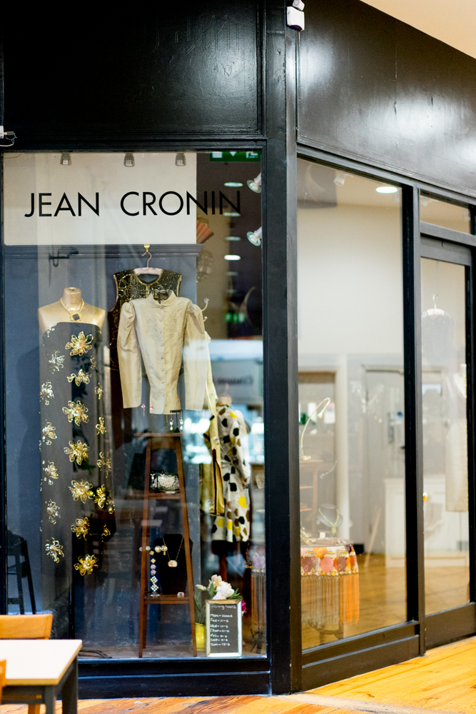Vintage Clothes Shopping In Dublin, Jean Cronin, Photographic fashion styling,