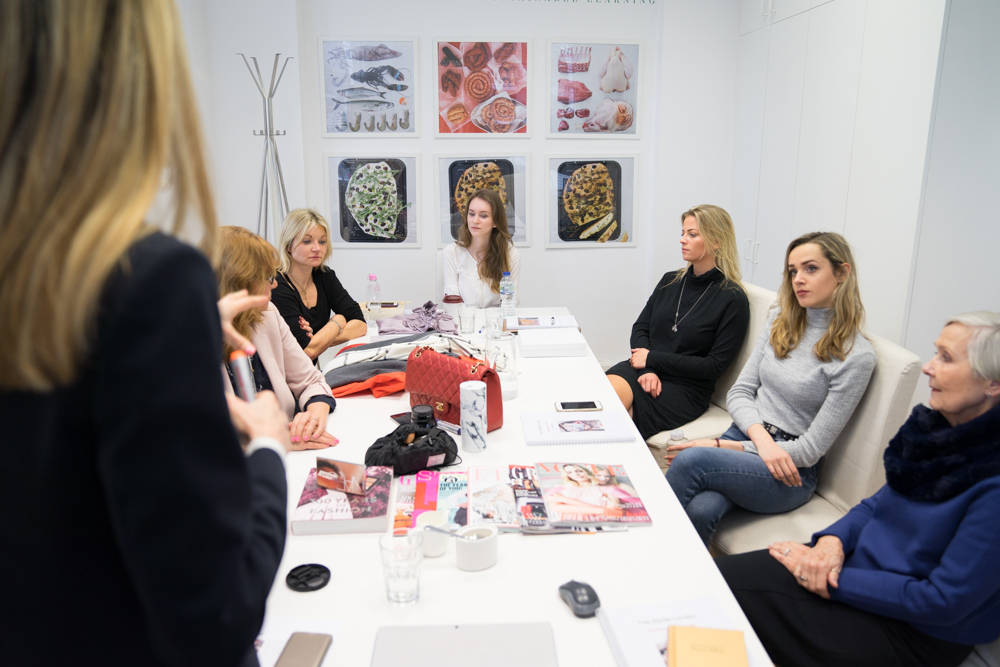 The Stylist London Jan 2018 Personal Styling Academy