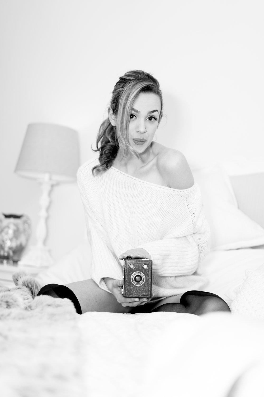 A fun photoshoot with Natalie Hobkirk, Victoria Secret model, Model portfolio,