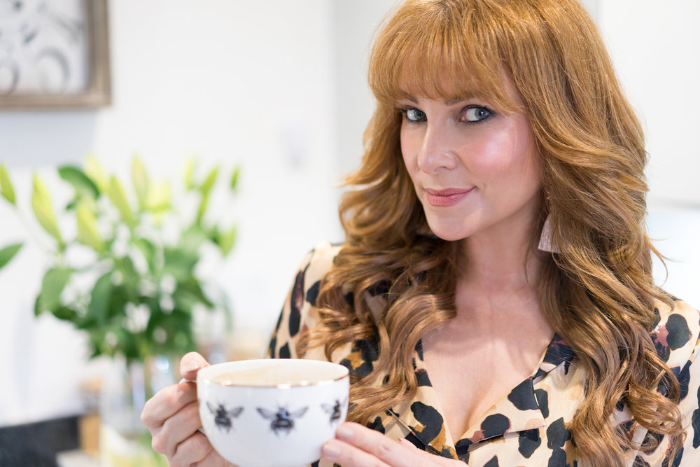 How To Style Leopard Print For Every Body Shape, Winchester photographer, makeup artist, personal stylist and nail technician Sarah bacchus,