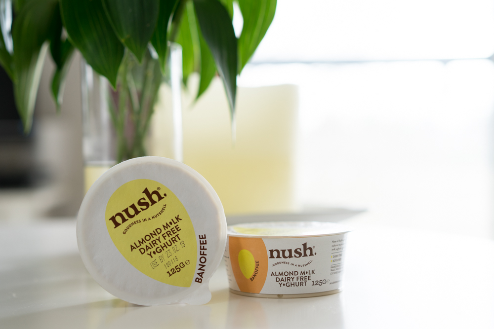 Skinny Coffee Slushy, Brand photography, Winchester Photographer, Sarah Bacchus, Product shots, Lifestyle photography, Nush yoghurt