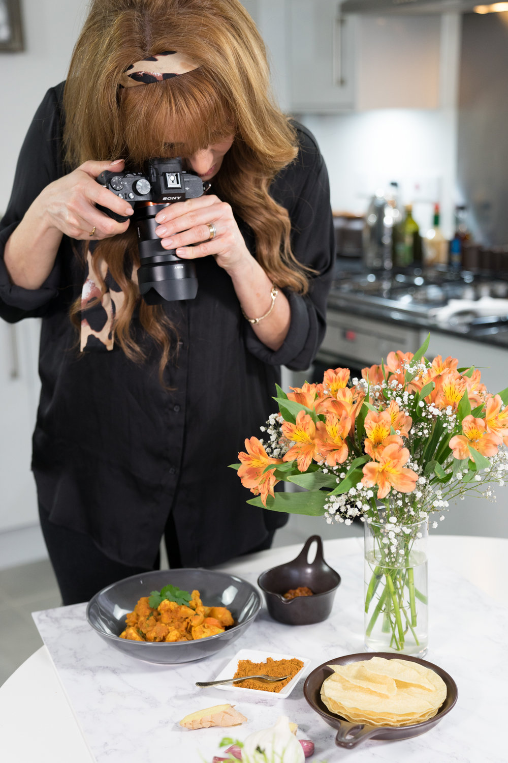 How To Improve Your Food Photography, Winchester photographer Sarah Bacchus, Hampshire stylist, Lifestyle photography,