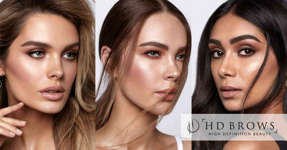 HD brows Winchester