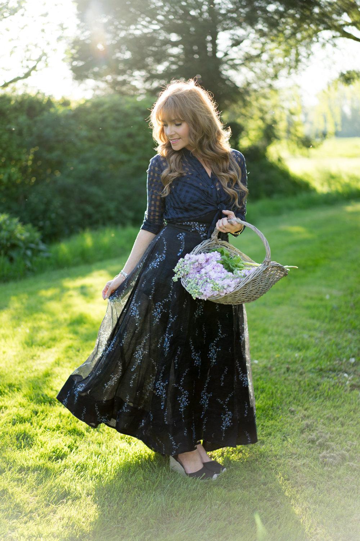 Winchester photographer, Model, Nail artist, Makeup artist, Creative Director Sarah Bacchus,