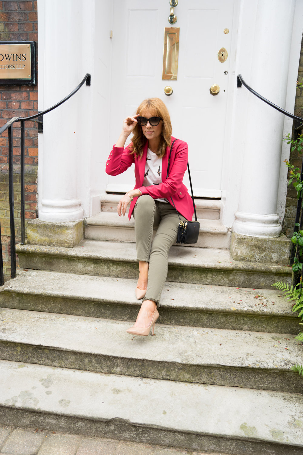 The Style Bible - Choose Colour Over Black, Winchester fashion blogger Sarah Bacchus, Personal stylist, Fashion stylist, Style blogger,