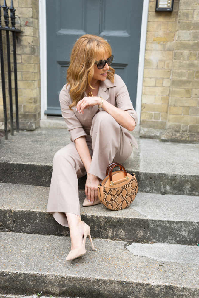 The Style Bible - How To Wear A 70's Jumpsuit