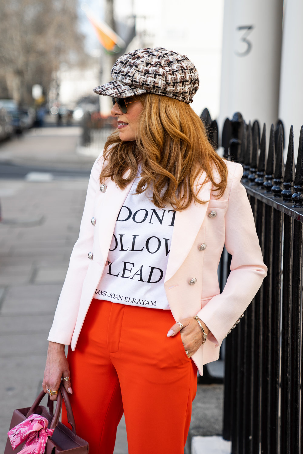 The Style Bible - I Don't Follow I Lead, style blogger Sarah Bacchus, Real blogger images, behind the scenes, unseen images,