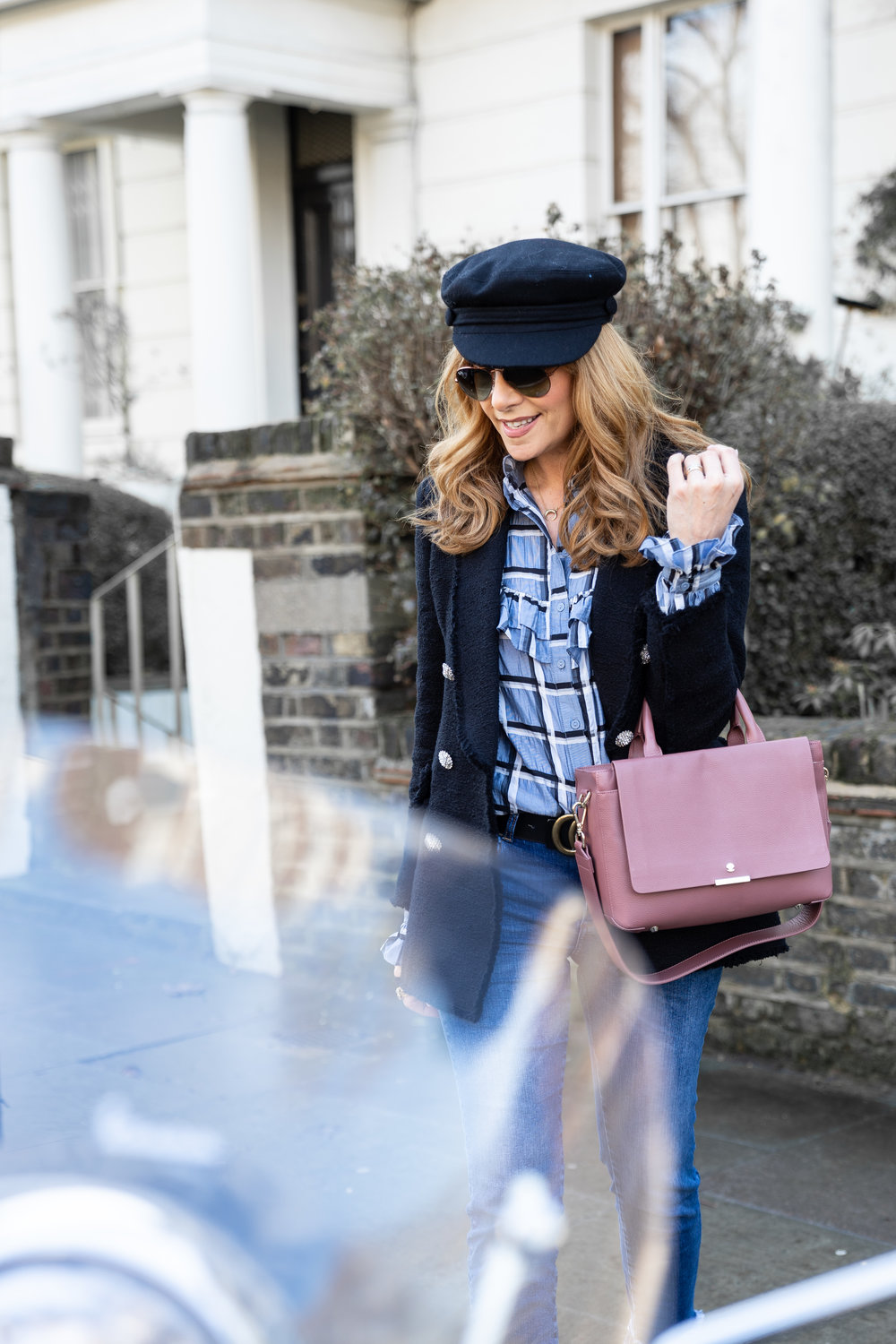 The Style Bible - Adopting Ruffles, Style blogger, Personal stylist, Sarah Bacchus, Style expert,