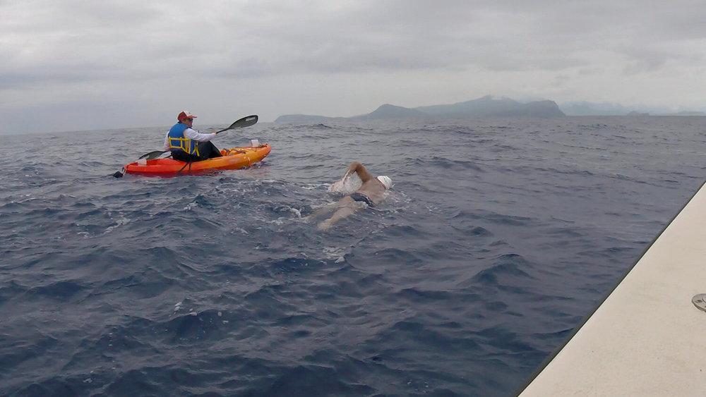 Oahu ahead