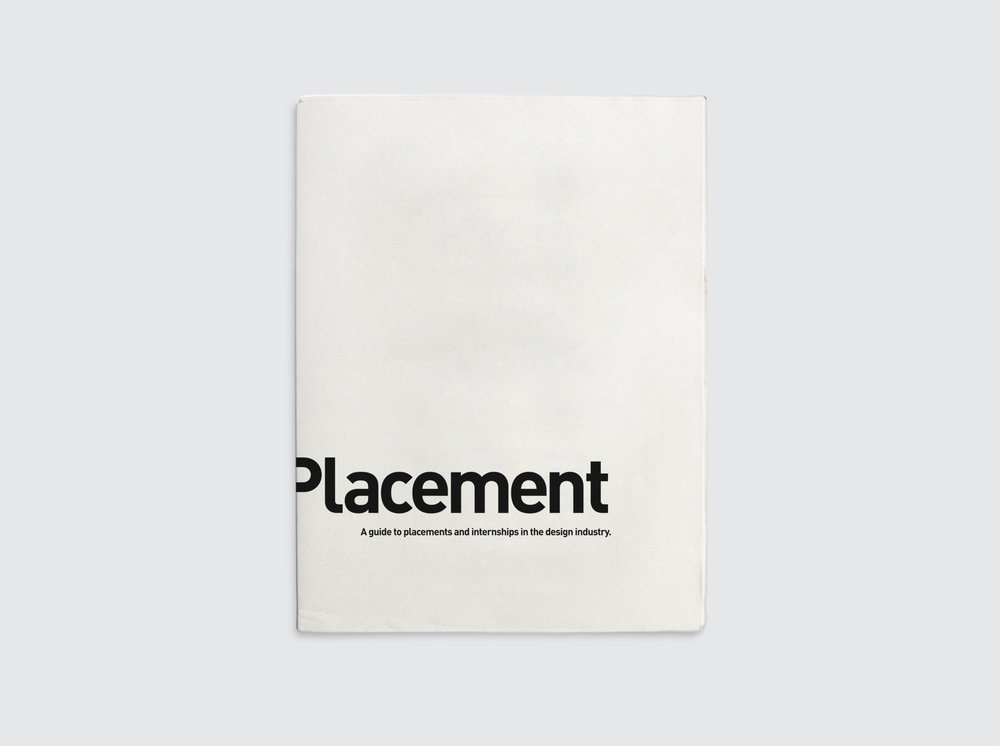 a guide to placements the disciples of design