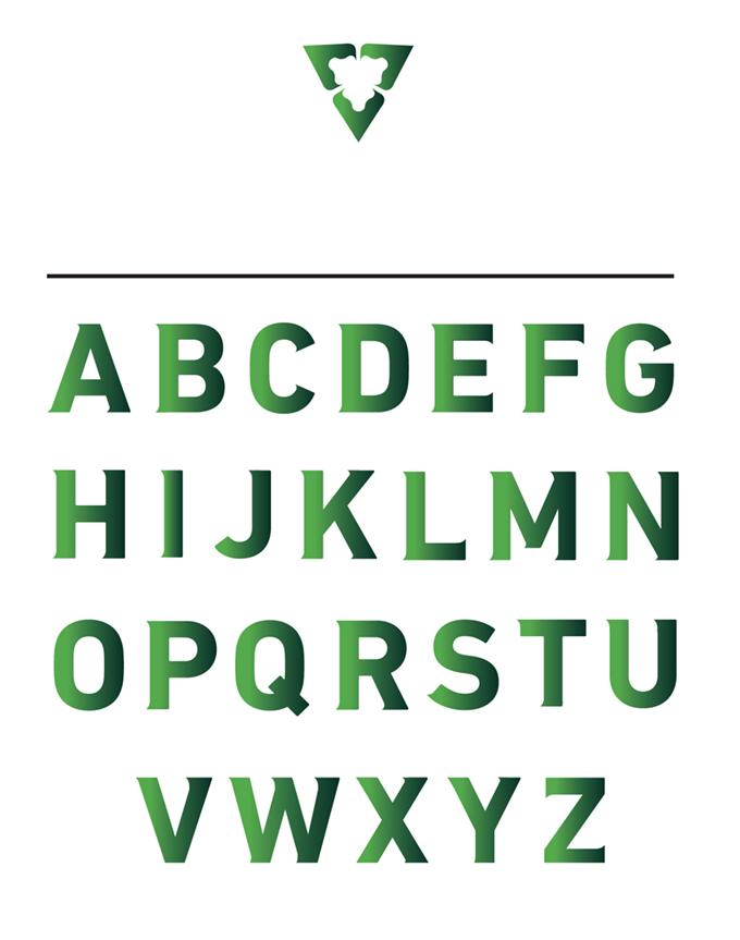 Bespoke ELITE Typeface