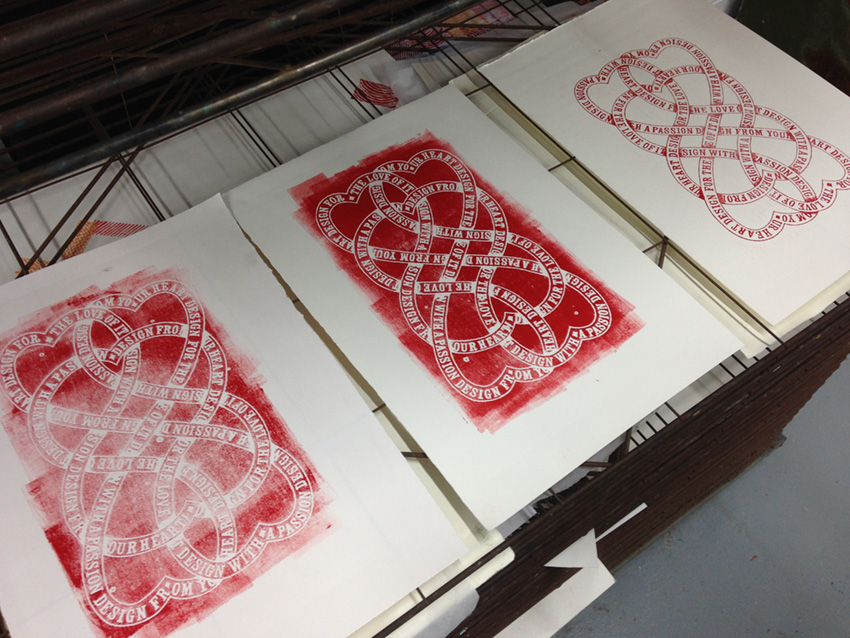 Wood Block prints - Limited edition