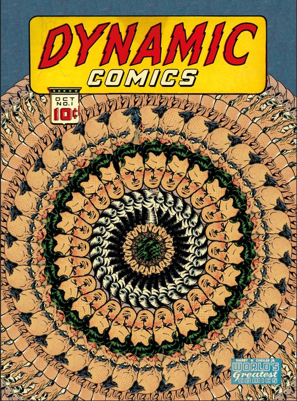 Dynamic Comics