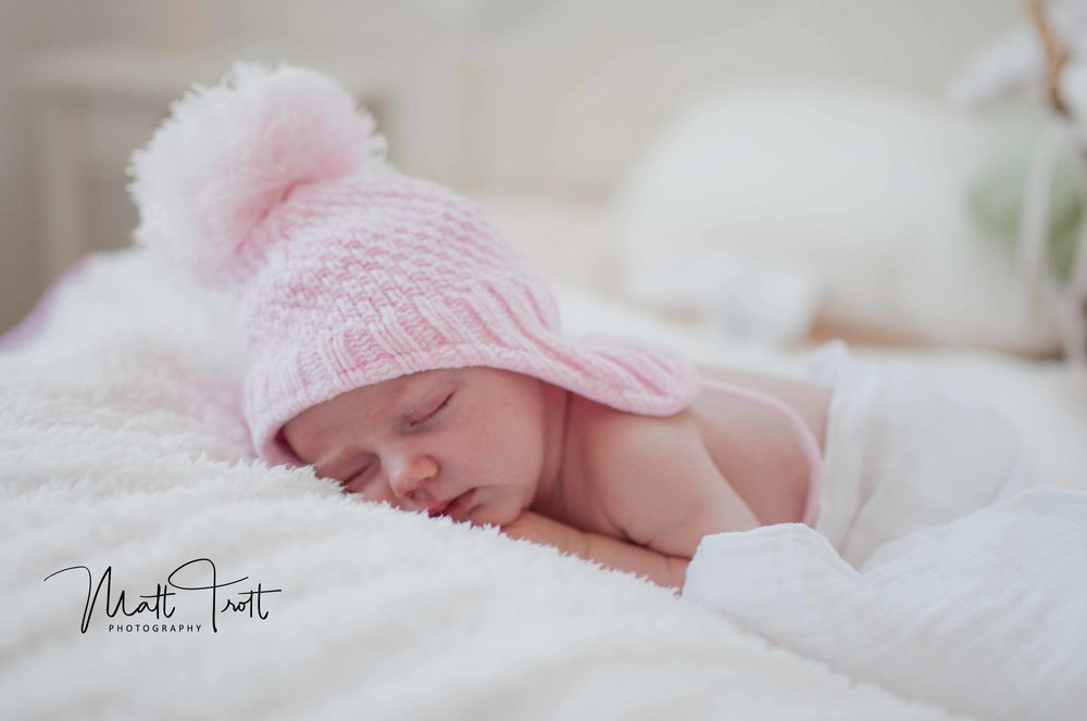 Kent Newborn photography