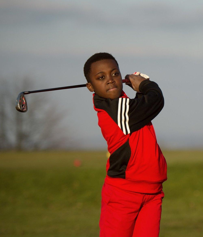 Reach your golfing goal! -