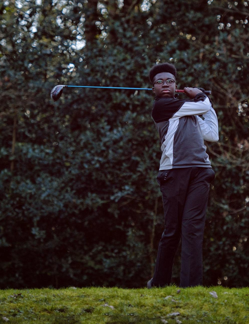 Tee-off - Hawkstone Golf Club