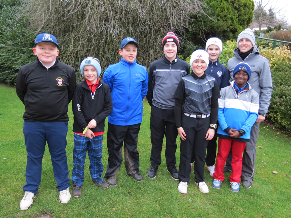 Copy of  Enjoyable day at Worcestershire County Golf Training