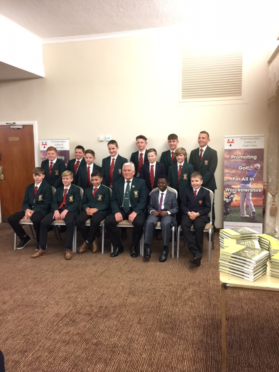 2017 Worcestershire U14s County Squad