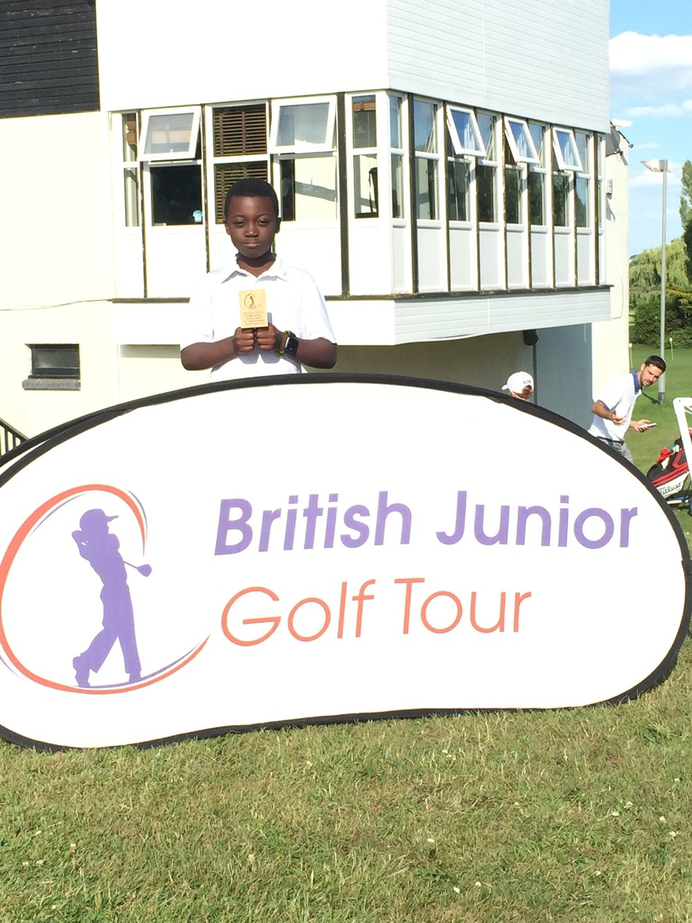 2017   BJGT Junior Golf Competiton