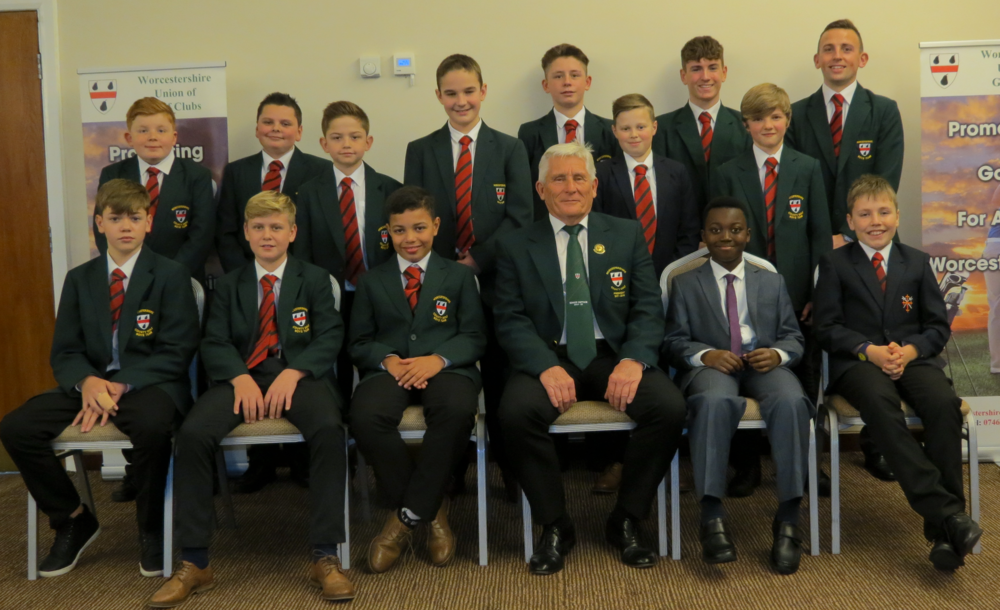 2017 Worcestershire U14s County Squad