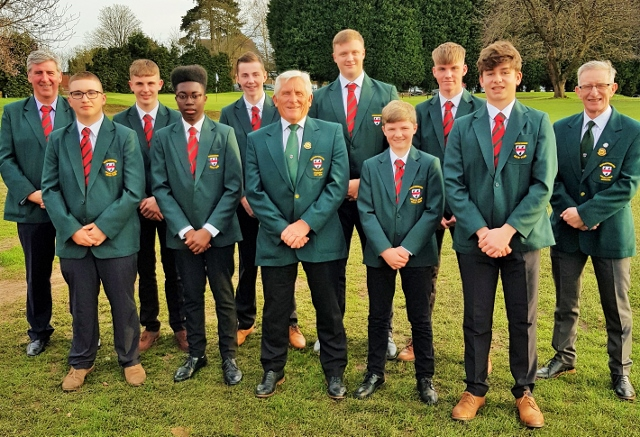 Worcestershire County u18  -